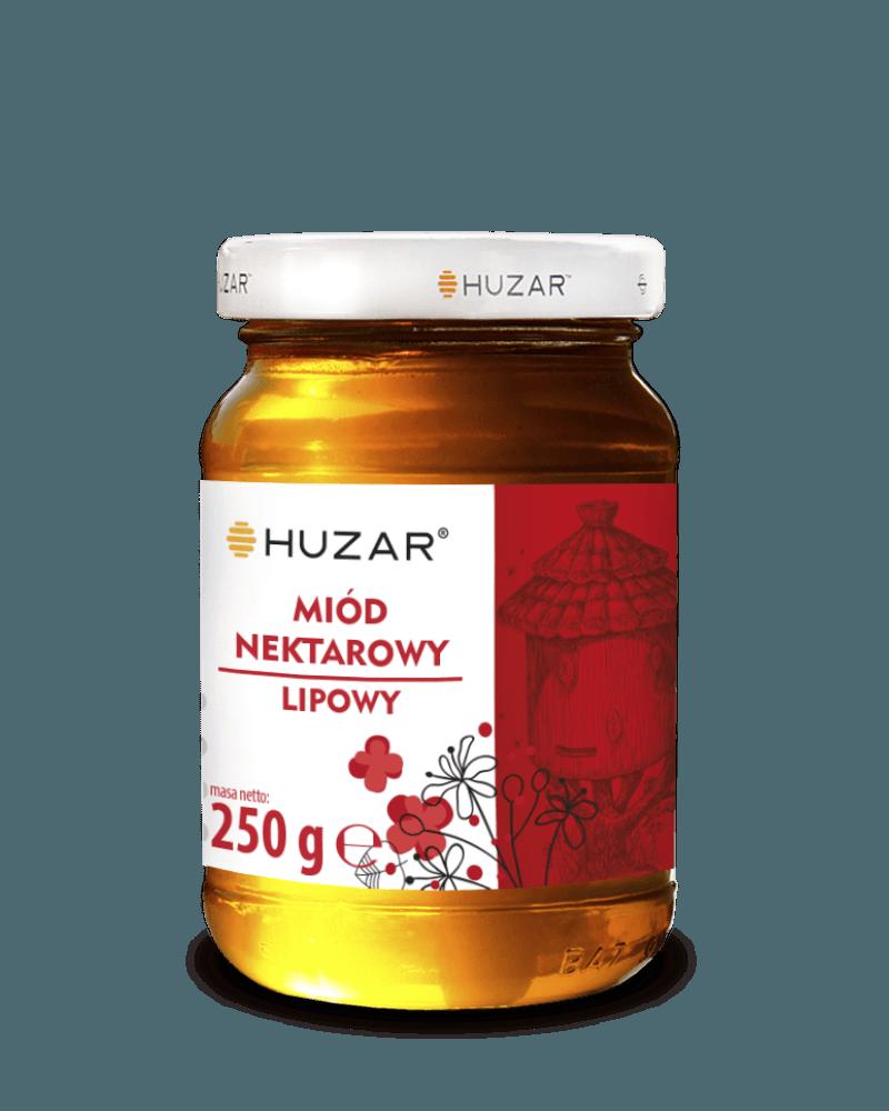 miód lipowy 250g