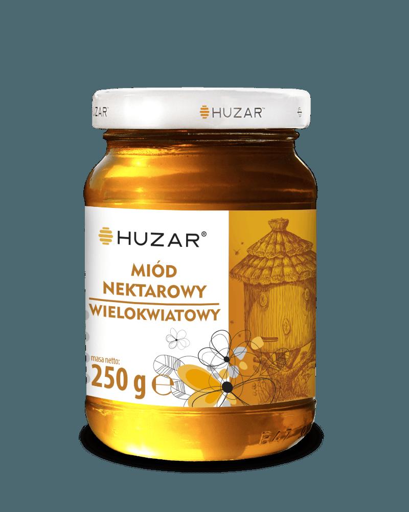 miód wielokwiatowy 250 gram