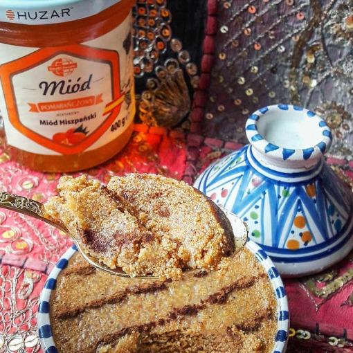 Tamina - deser algierski z miodem